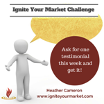 Ignite Your Market Challenge: Testimonials