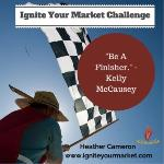 Ignite Your Market Challenge: Finish