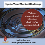 Ignite Your Market Challenge: Reflect