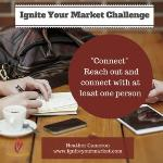 Ignite Your Market Challenge: Connect
