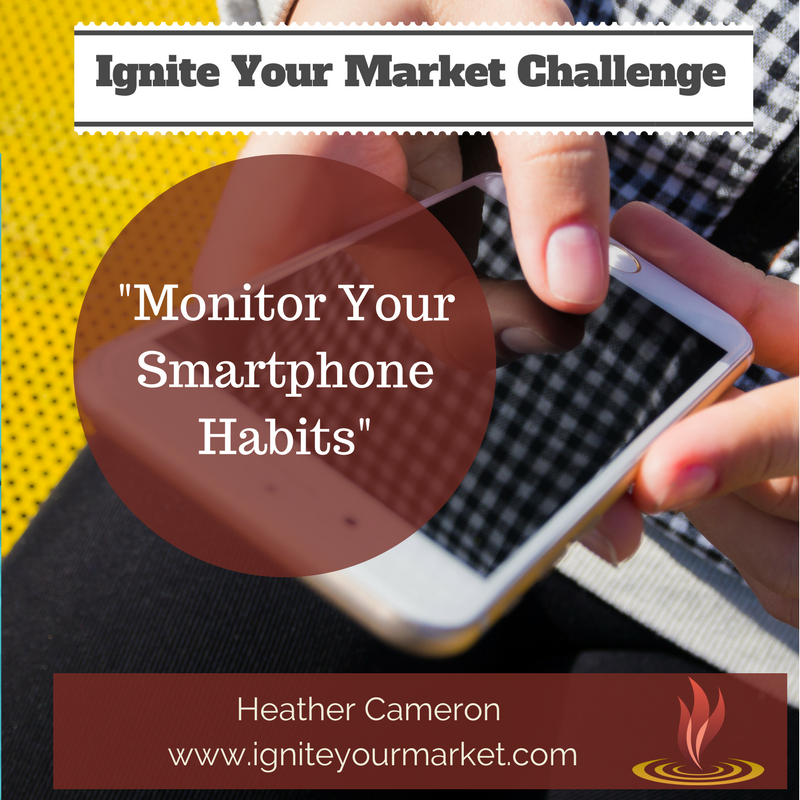 Ignite Your Market Challenge: Monitor Your Smartphone Habits