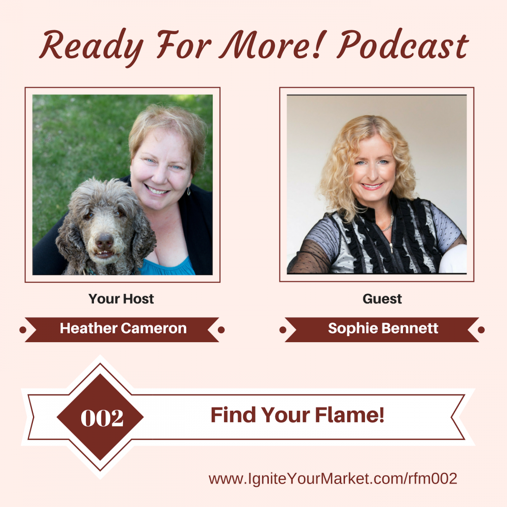 Find Your Flame with Sophie Bennett – RFM002