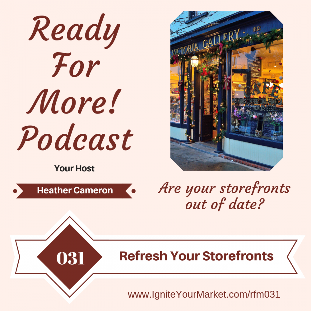 Refresh Your Storefronts – RFM031