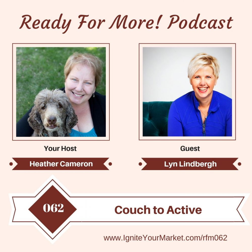 Couch to Active with Lyn Lindbergh – RFM062